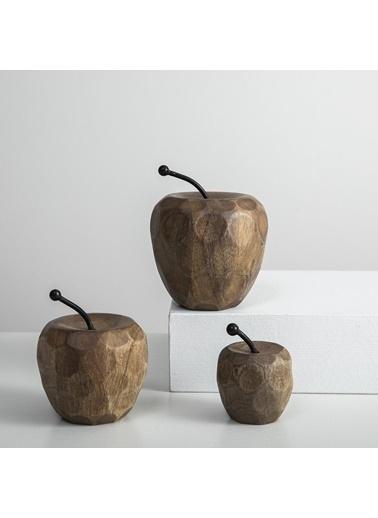 Chakra Apple Dekoratıf Obje L Standart - 12x12x15 Renkli